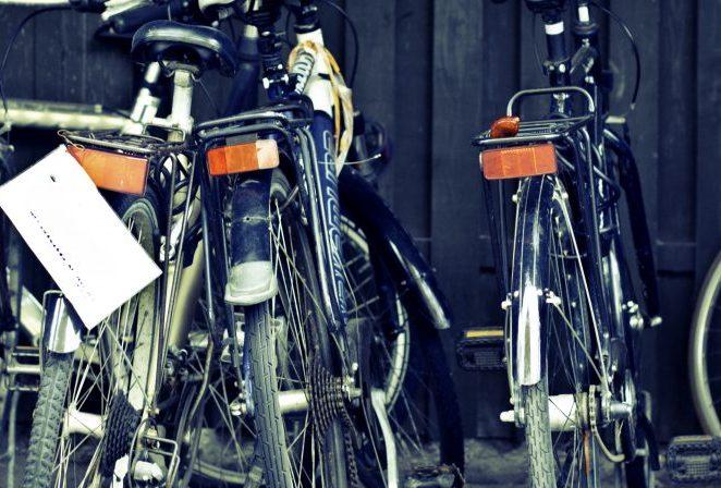 Cykeloprydning 1. September og bagtrapper