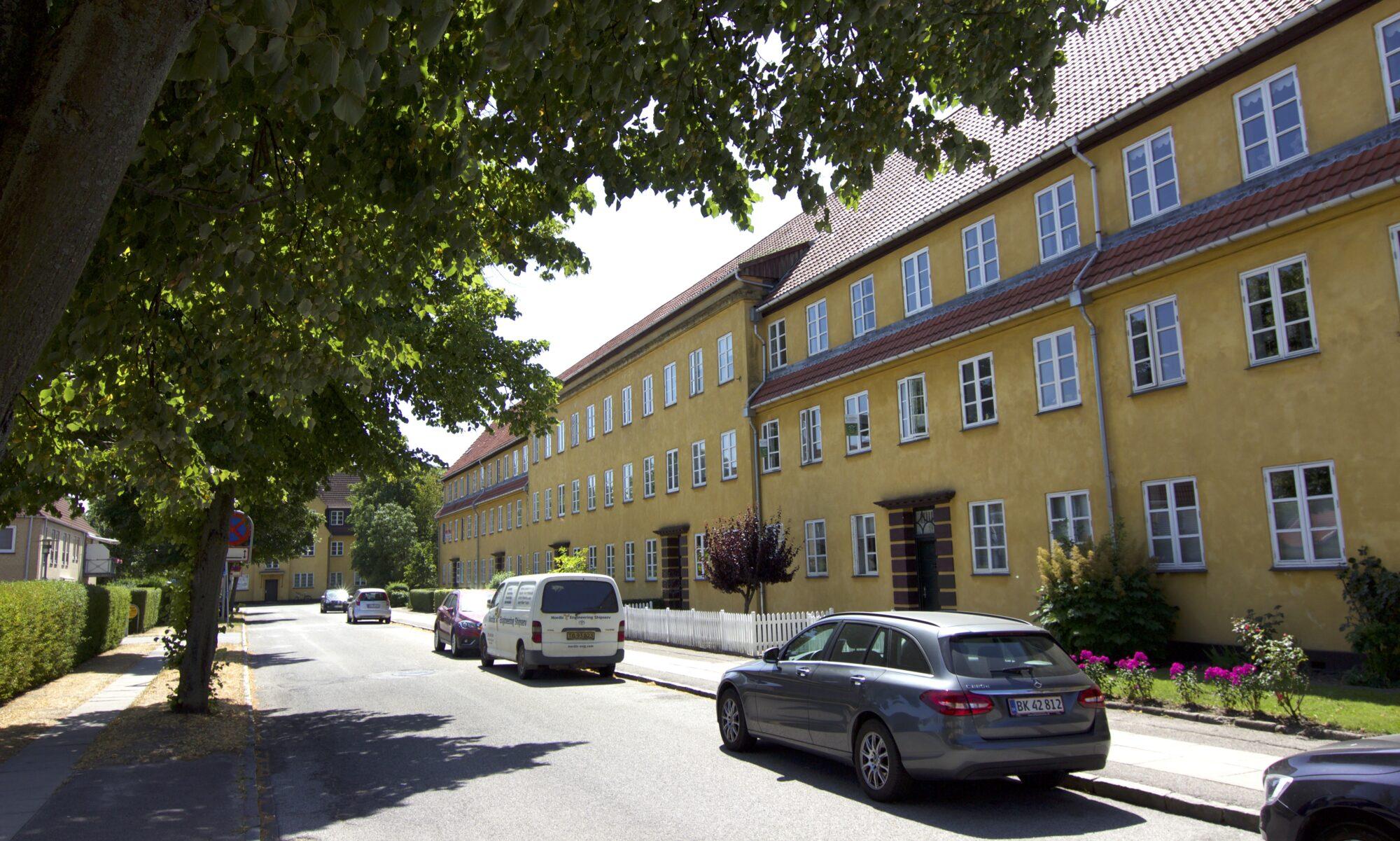 EF SØVANG I & II